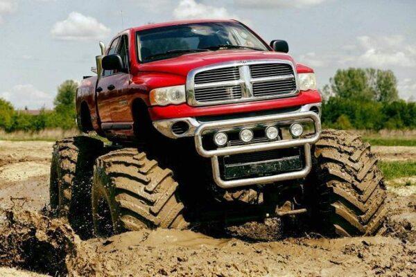 monster truck voucher